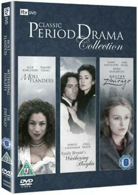 Wuthering Heights/Moll Flanders/Dr Zhivago - David Skynner [DVD]