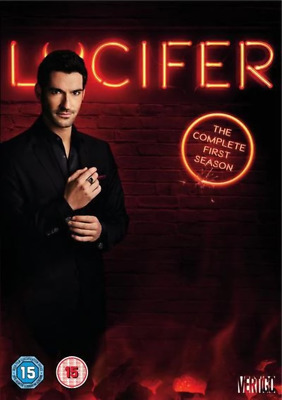 Lucifer: The Complete First Season - Tom Kapinos [DVD]
