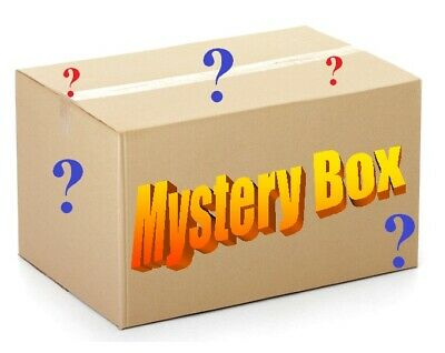 Suprise Box Clothing, Games, Dvds, Figures, And Many Other Items Min 10 Items