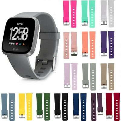 Fashion Replacement Silicone Band Strap Wristband For Fitbit Versa Lite/Versa