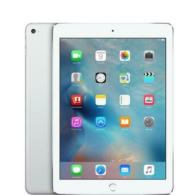 "APPLE iPAD AIR 2 128GB 2ND GEN WiFi 9.7"" TABLET PC iOS RETINA DISPLAY WHITE"