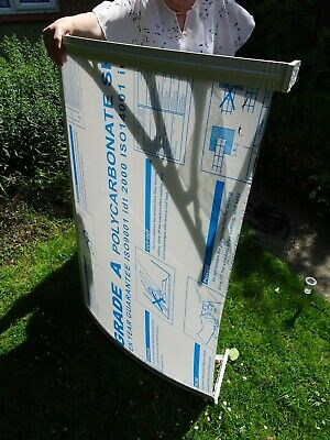 grade a polycarbonate front/back door porch/canopy brand new