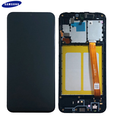 Original Samsung Galaxy A20e SM-A202F LCD Display Touch Screen Bildschirm Black