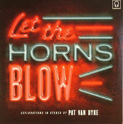 "VAN DYKE, Pat - Let The Horns Blow - Vinyl (7"")"