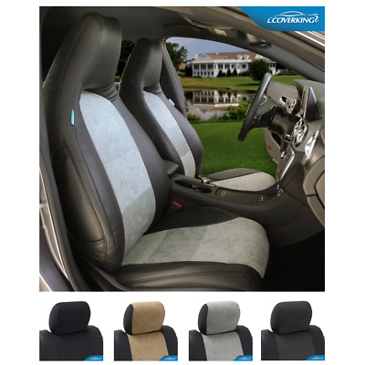 Ultisuede Custom Fit Seat Covers For Nissan Leaf