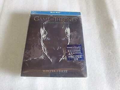 Game of Thrones The Complete Seventh Season 7 (Blu-ray, 2017)