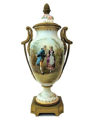 Antique White sevres of the 19th century