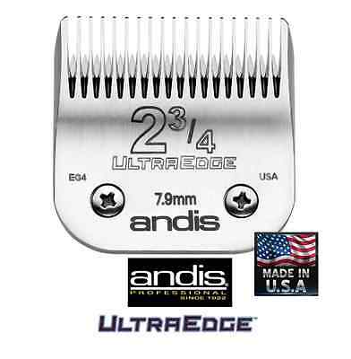 Andis Ultraedge Bg Barbier Cheveux Styliste 2 3/4FC 2 3/4 FC Coupe-Ongles Lame