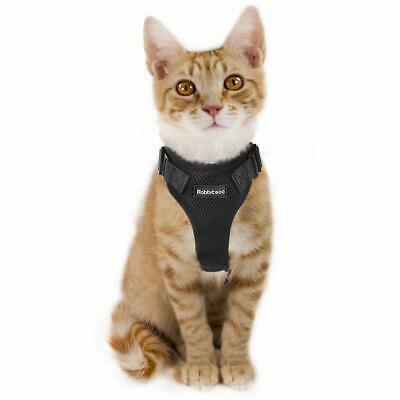 Cat Harness Escape Proof Small Cat Dog Mesh Vest Harnesses, Adjustable Puppy
