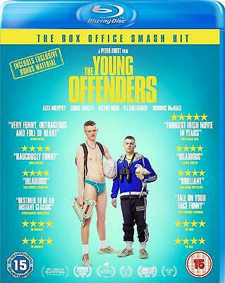 The Young Offenders - Peter Foott [BLU-RAY]