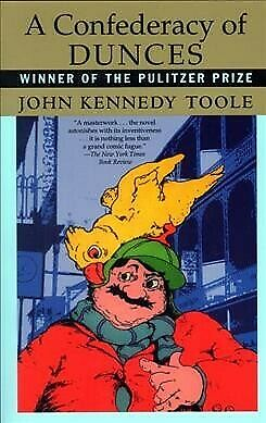 Confederacy of Dunces, Paperback by Toole, John Kennedy, Brand New, Free P&P ...
