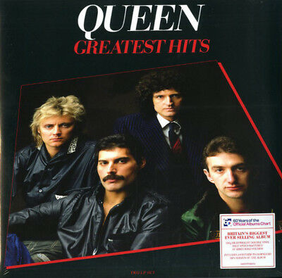 QUEEN - GREATEST HITS - 2LP VINILE NUOVO  SIGILLATO  Bohemian Rhapsody