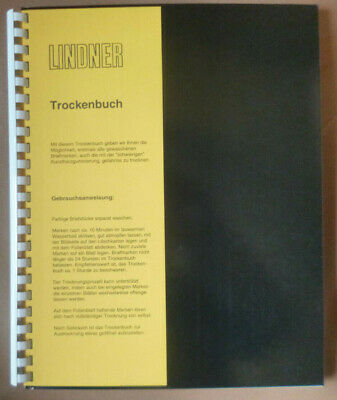 LINDNER Large TROCKENBUCH STAMP DRYING BOOK A4 Size 220 x 280mm Top Quality