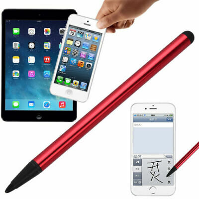 Dual Function Pen Stylus Touch Screen Drawing For iPhone For iPad For Samsung PC