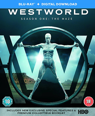 Westworld: Season One - The Maze - Jonathan Nolan