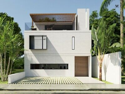 Amazing house in presale 1.5 km from the Carribean Beach!!