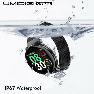 UMIDIGI Uwatch2 SmartWatch For Andriod, IOS Voller Touchscreen-Sportmonitor