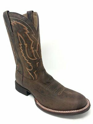 539b47955b0 ARIAT MEN'S CIRCUIT Competitor Weathered Performance Cowboy Boot ...