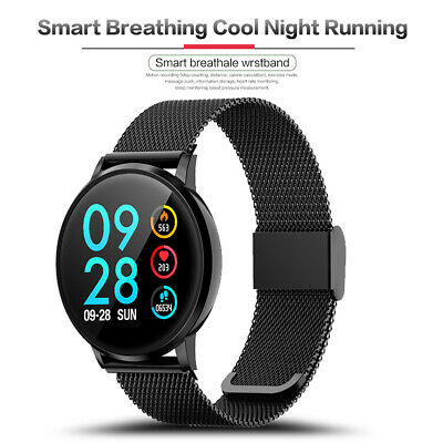 DK05 Smart Watch Heart Rate Monitor For IOS & Android Fitness Tracker Activity Y
