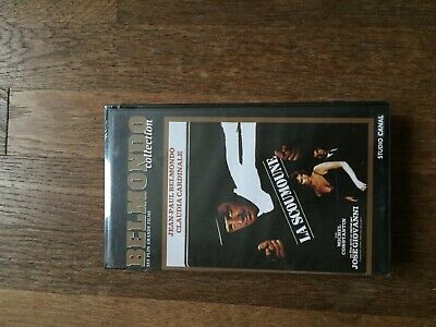 CASSETTE VIDEO VHS CINEMA BELMONDO 36 la scoumoune  NEUF