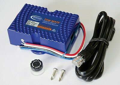Tow Mate - Remote Trailer Brake Controller VERY EASY DIY Installation Compact