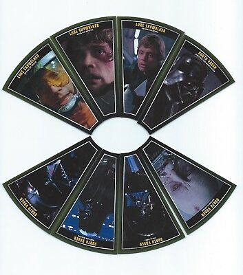 2013 Topps Star Wars Jedi Legacy The Circle is Now Complete You Pick the Card