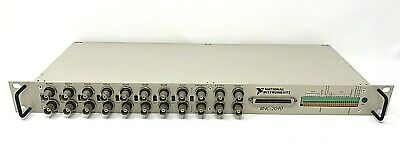 National Instruments BNC-2090 Rack-Mounted Terminal / Connector Block ~ TESTED!