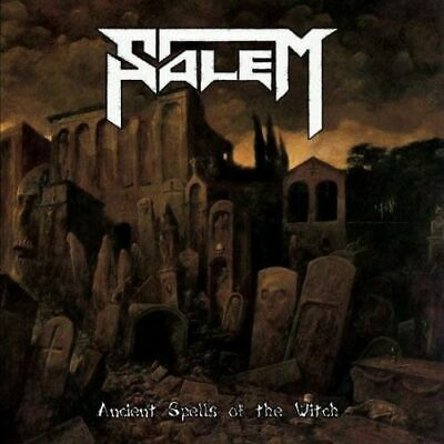 SALEM- Anceint Spells Of The Witch LIM. 2CD SET NWoBHM sound meets HEAVY LOAD
