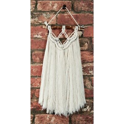 Small Format Macrame Kit-fringe