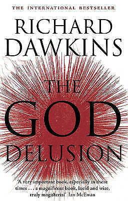 The God Delusion by Richard Dawkins (Paperback)  BRAND NEW BOOK