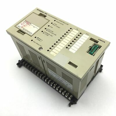Omron 3G2S6-CPU15 Sysmac Programmable Controller PLC, *Damaged Mount*