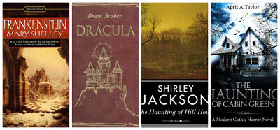 Sherly Jackson Ebooks collection Epub,PDF,MOBI
