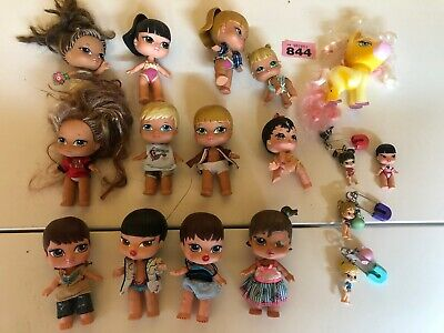 Large Bratz Babyz Doll Bundle/Collection/Job Lot -  12 x Dolls & Outfits