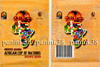 "ULTRA RARE !! Pochette ""AFRICA CUP EGYPT 2019"" packet, tüte, bustina Like PANINI"