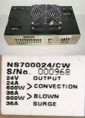 advance NS700024/CW   NS700024CW -used/OVP-