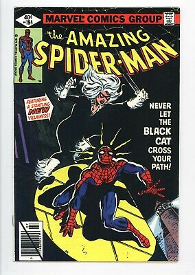 Amazing Spider-Man #194 Vol 1 Almost PERFECT High Grade 1st App of the Black Cat
