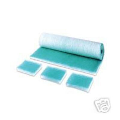 Floor Filter 1Rolle 1mx 91m Filter Mat for Car Paint Painting Booth and Bulkhead