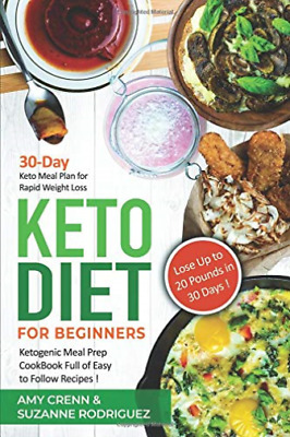 Rodriguez Suzanne-Keto Diet For Beginners BOOK NEW