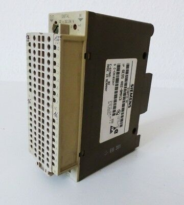 Siemens SIMATIC S5 6ES5482-8MA13 6ES5 482-8MA13 E-Stand: 02 + Connector -used-