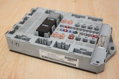 JAGUAR XF REAR Fusebox - £125.00 | PicClick UK on