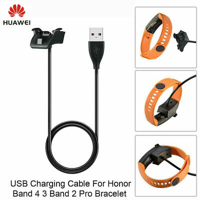 For Huawei Honor Band 4 3 2 Pro Dock Charger USB Charging Cable Clip Adapter