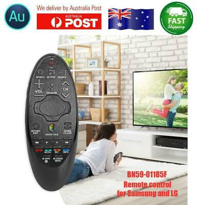 Remote Control Compatible for Samsung and LG Smart TV BN59-01185F/BN59-01185D