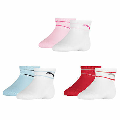 Puma 2 Paar Mini Cats Cushioned Baby Socken Strümpfe Kinder Socks 205204001