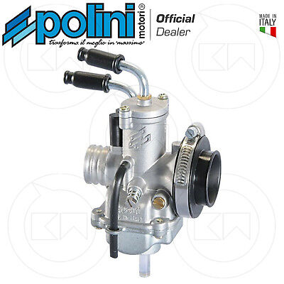 Carburateur D 17,5 Polini Racing CP Piaggio Quartz
