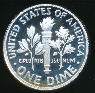 United States, 2010-S Roosevelt Dime 10c (Silver) - Proof