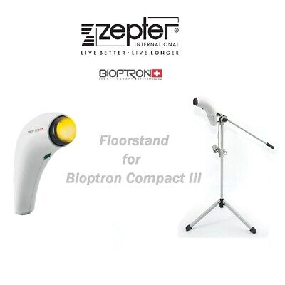FLOORSTAND for Zepter Bioptron Compact III heal lamp device (floorstand only)