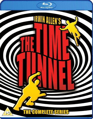 The Time Tunnel: The Complete Series [Blu-ray Box Set Region Free TV Sci-Fi] NEW