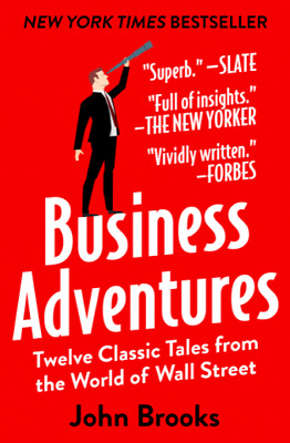 🌟 Business Adventures: Twelve Classic Tales from the World of Wall Street 🌟