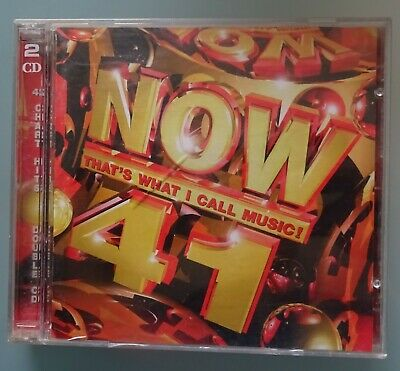 Now 41 - Now That's What I Call Music - 2CD