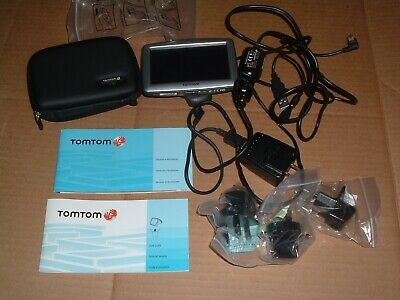 TomTom XL Navigation GPS N14644 + more